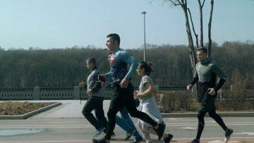 Станислав Галкин Про бег