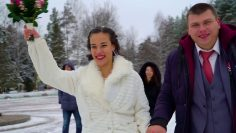 Станислав и Алина Love story